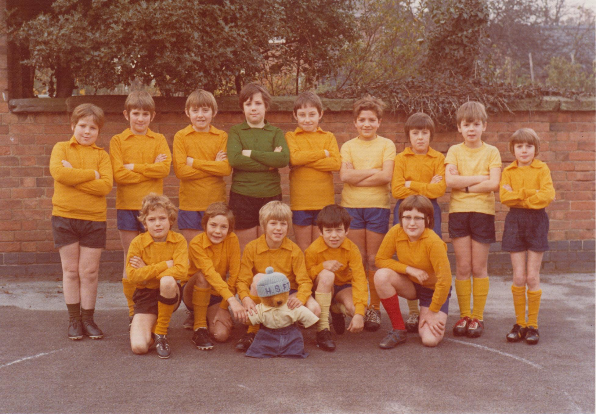school football team 1972